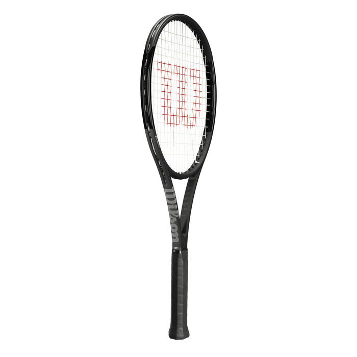 Raquette de tennis adulte PRO STAFF PS 97LS NOIR GRIS