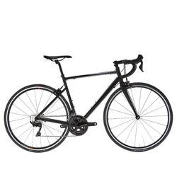 Racefiets / wielrenfiets EDR AF Shimano 105 zwart