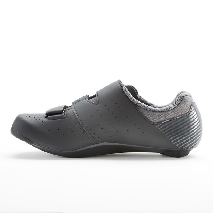 Fietsschoenen racefiets RP3 zwart