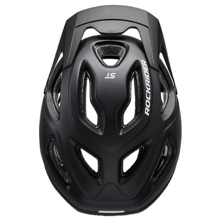 Helm Sepeda Gunung ST 100 - Hitam