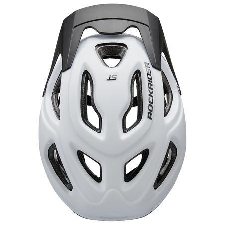 ST 100 MTB Cycilng Helmet - White