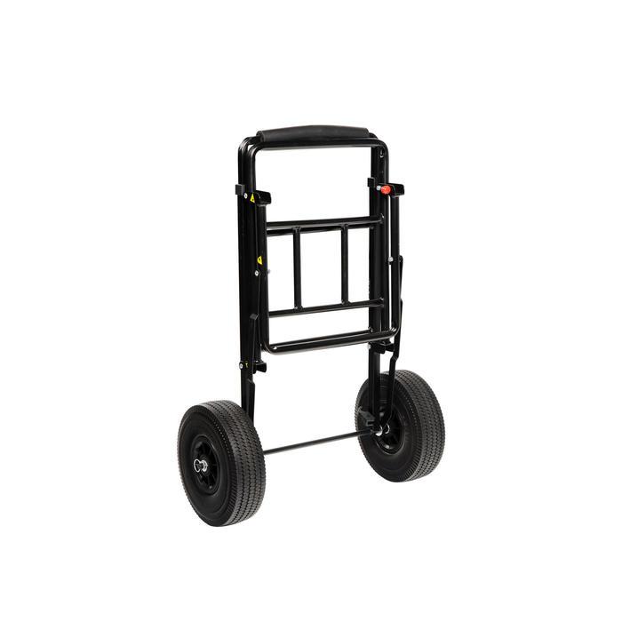 Trolley voor hengelsport vierkante buizen