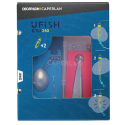Kennismakingsset zeevissen UFISH SEA 240 ETU