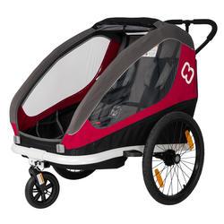 Kinder-Fahrradanhänger / Jogger Hamax Ixplorer