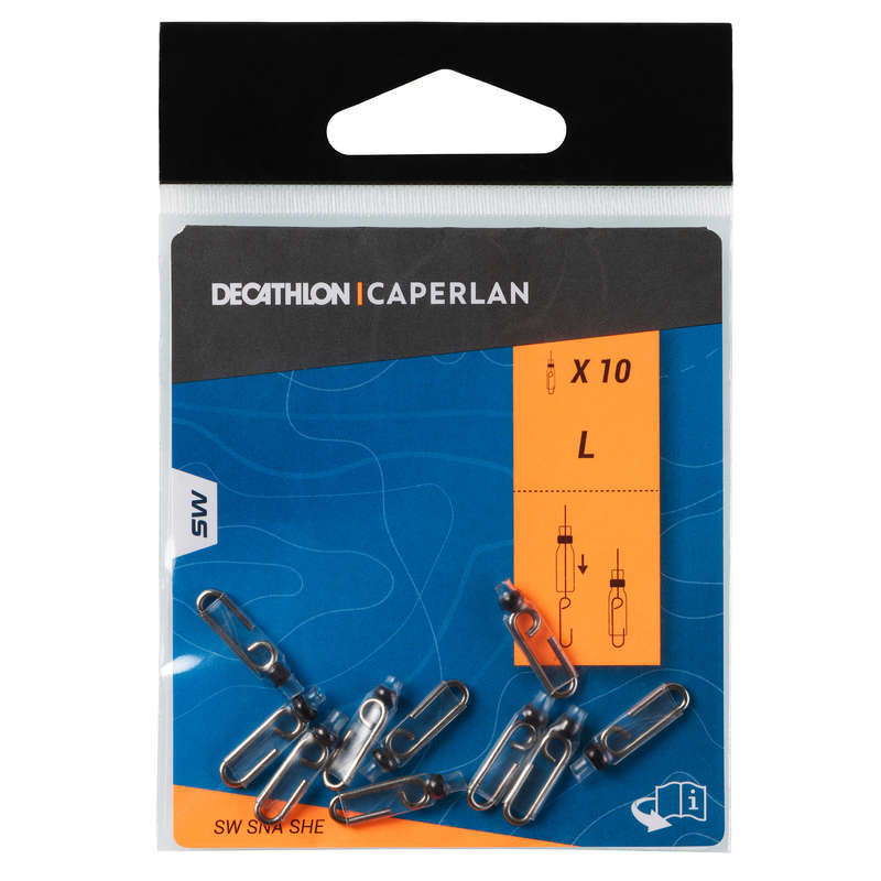 SURFCASTING RIGGING ACCESSORIES Fishing - SHEATH LINK SNA SHE L CAPERLAN - Fishing