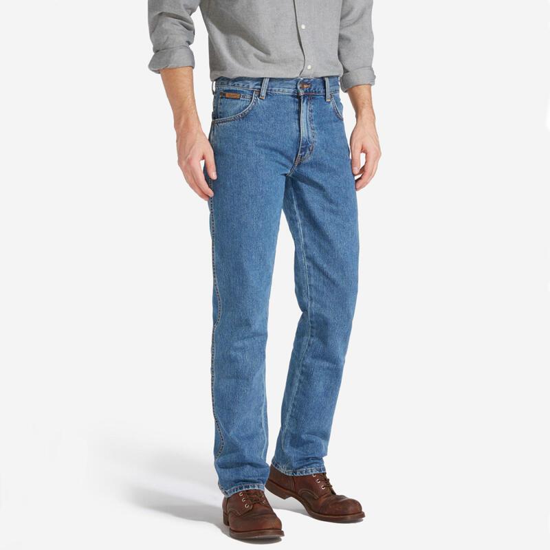 Jeans monta western wrangler texas stretch