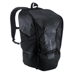 三鐵背包35 L APTONIA-黑色/藍色