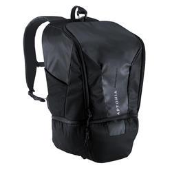 APTONIA TRIATHLON TRANSITION BAG 35 L - BLACK/BLUE