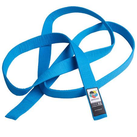 WKF Karate Belt 2.8m - Blue