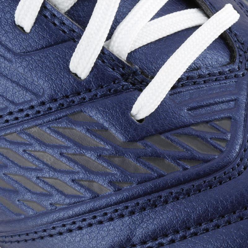 Zapatillas rugby adulto 8 tacos Density 300 azul