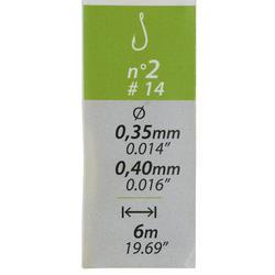 Gemonteerde lijn voor statisch vissen PL-RL--6.2