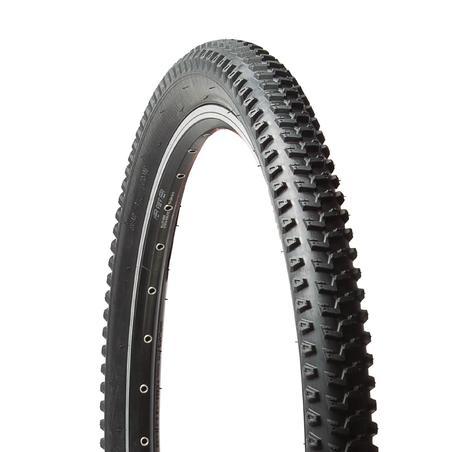 צמיג אופני הרים לכל תוואי שטח 5 מהירות 26X2.00 Bead נוקשה / ETRTO 50-559