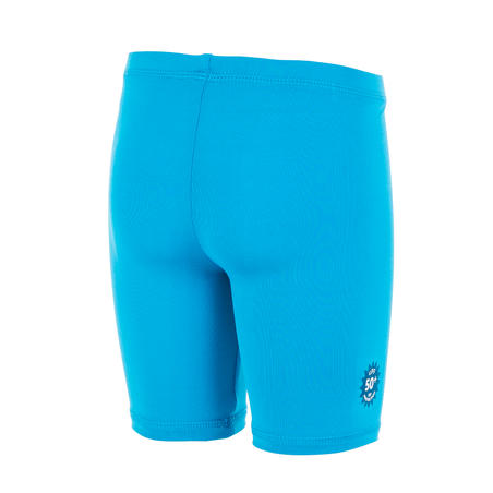 Baby UV Protection Short Swimsuit Bottoms - Blue