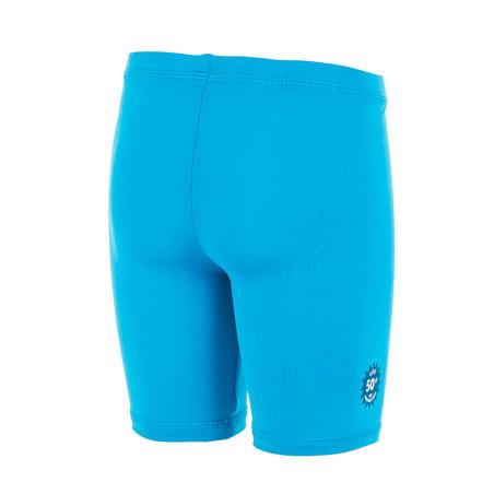 Celana Renang Pendek Ketat Balita Perlindungan UV - Biru