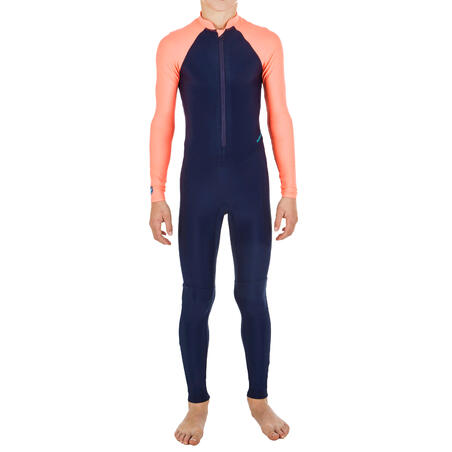 Wetsuit for Swimming combi swim coral