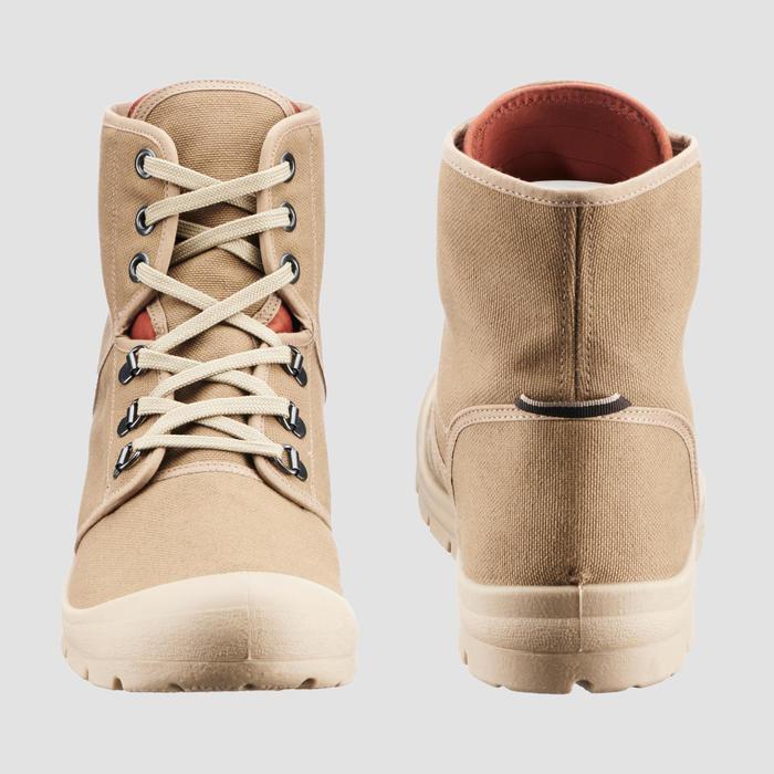 Chaussures anti-sable de Trekking désert - DESERT 500 marron unisexe