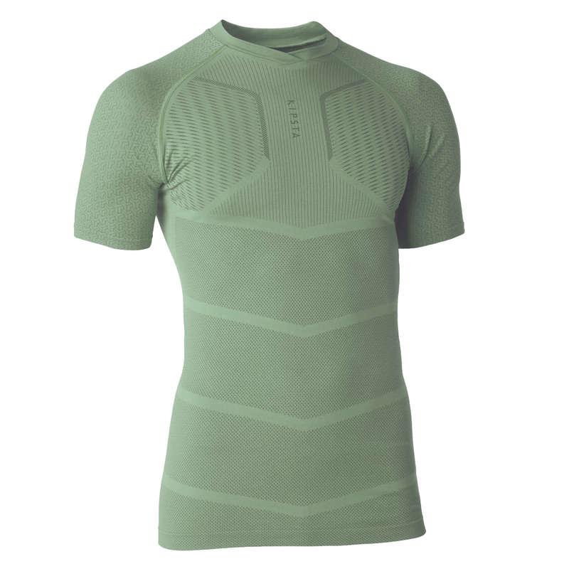 Bielizna do gier zespołowych dla dorosłych Bielizna damska - Koszulka termoaktywna Keepdry 500 KIPSTA - Bielizna termoaktywna damska
