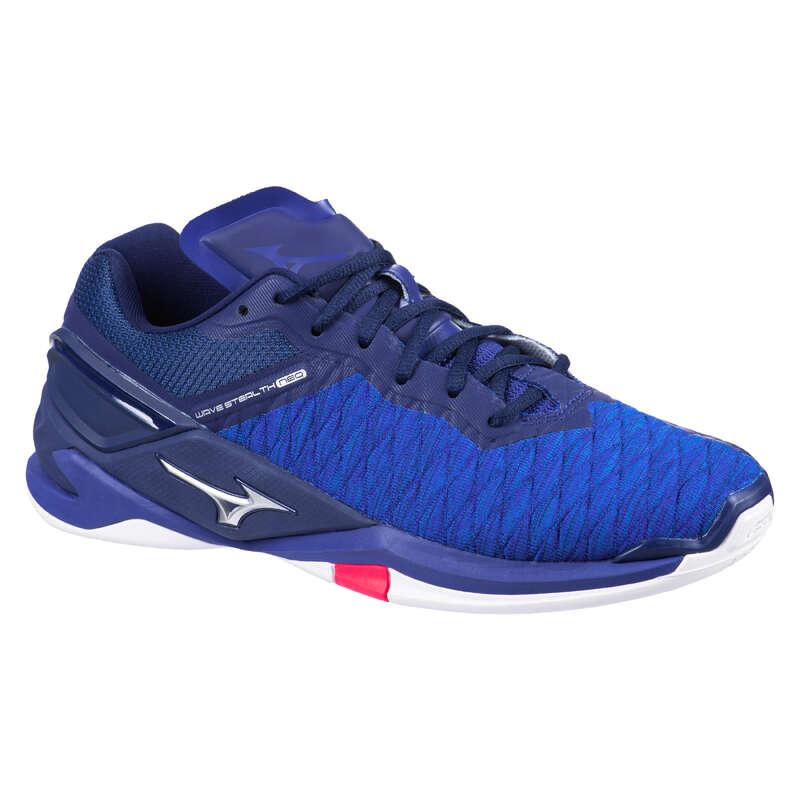 Férfi kézilabda ruházat, cipő USA csapatsportok, rögbi, floorball - Kézilabda cipő WaveStealth Neo MIZUNO - Floorball