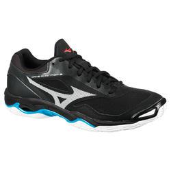 Chaussures de handball homme WAVE PHANTOM 2 noir/blanc