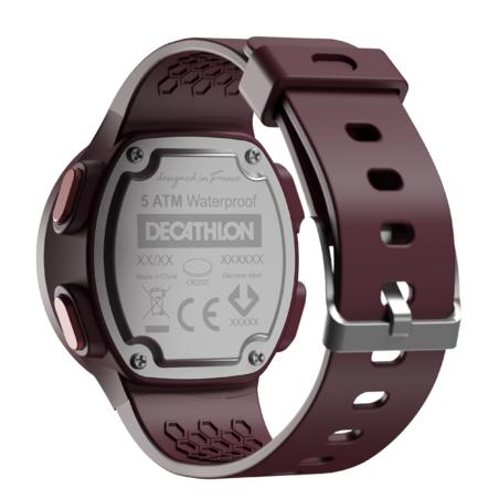 Montre chronomètre de course à piedW500M