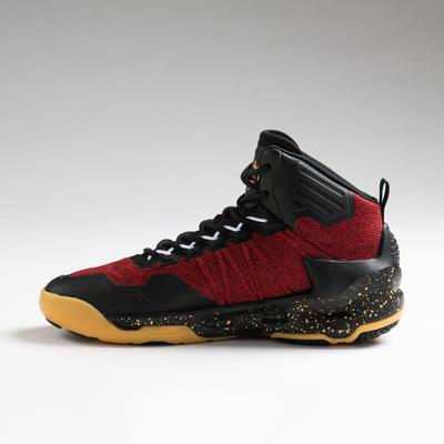 Men's Basketball Shoes Shield 500 - Red/Black