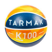 K100 Foam. Kids' Mini Foam Basketball Size 1 (Up to 4 Years)