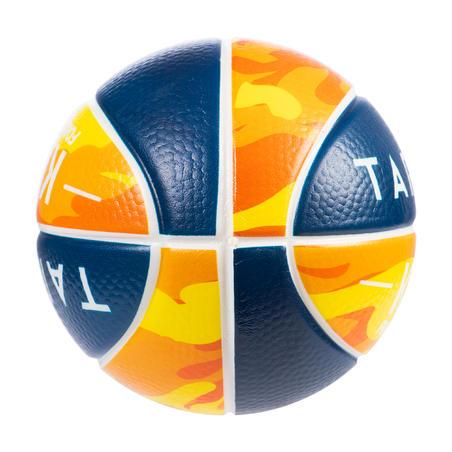 Ballon en mousseK 100 Mini-ballon de basketball de taille1. Jusqu'à 4ans.