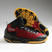 Basketball Shoes Shield 500 - Red/Black