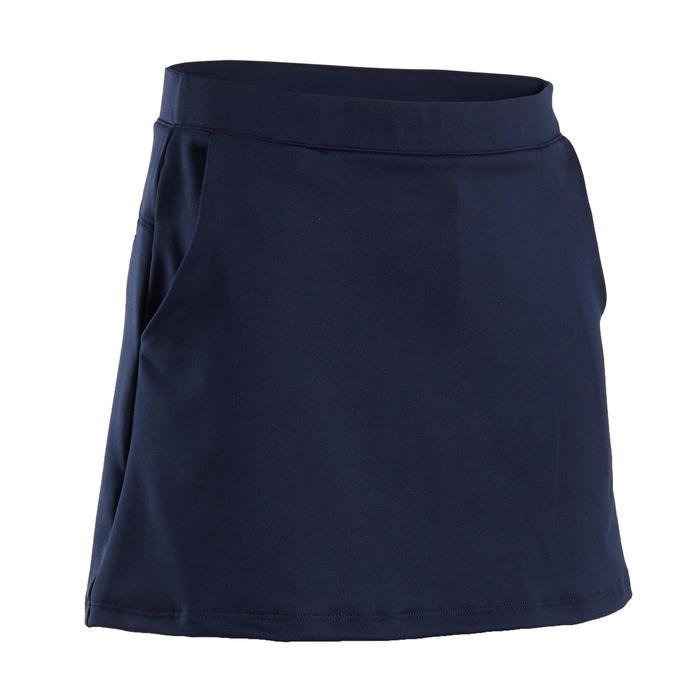 JUPE SHORT DE GOLF FILLE TEMPS TEMPERE MARINE