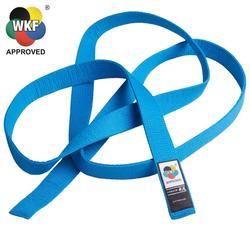 WKF karateband 3.1m blauw