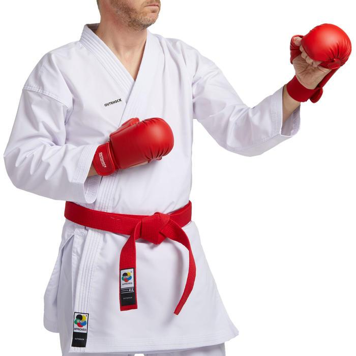 WKF Ceinture Karate 2.8M ROUGE