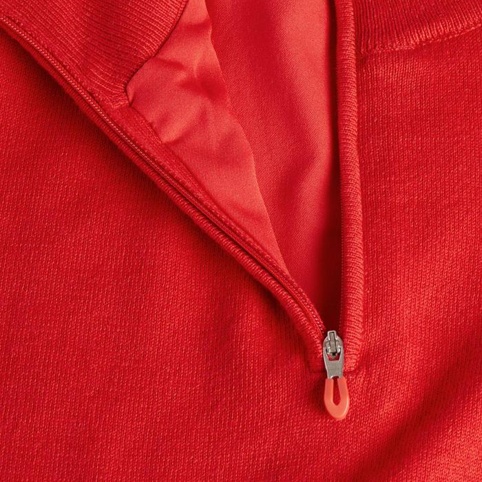 Winddichte golftrui voor kinderen rood