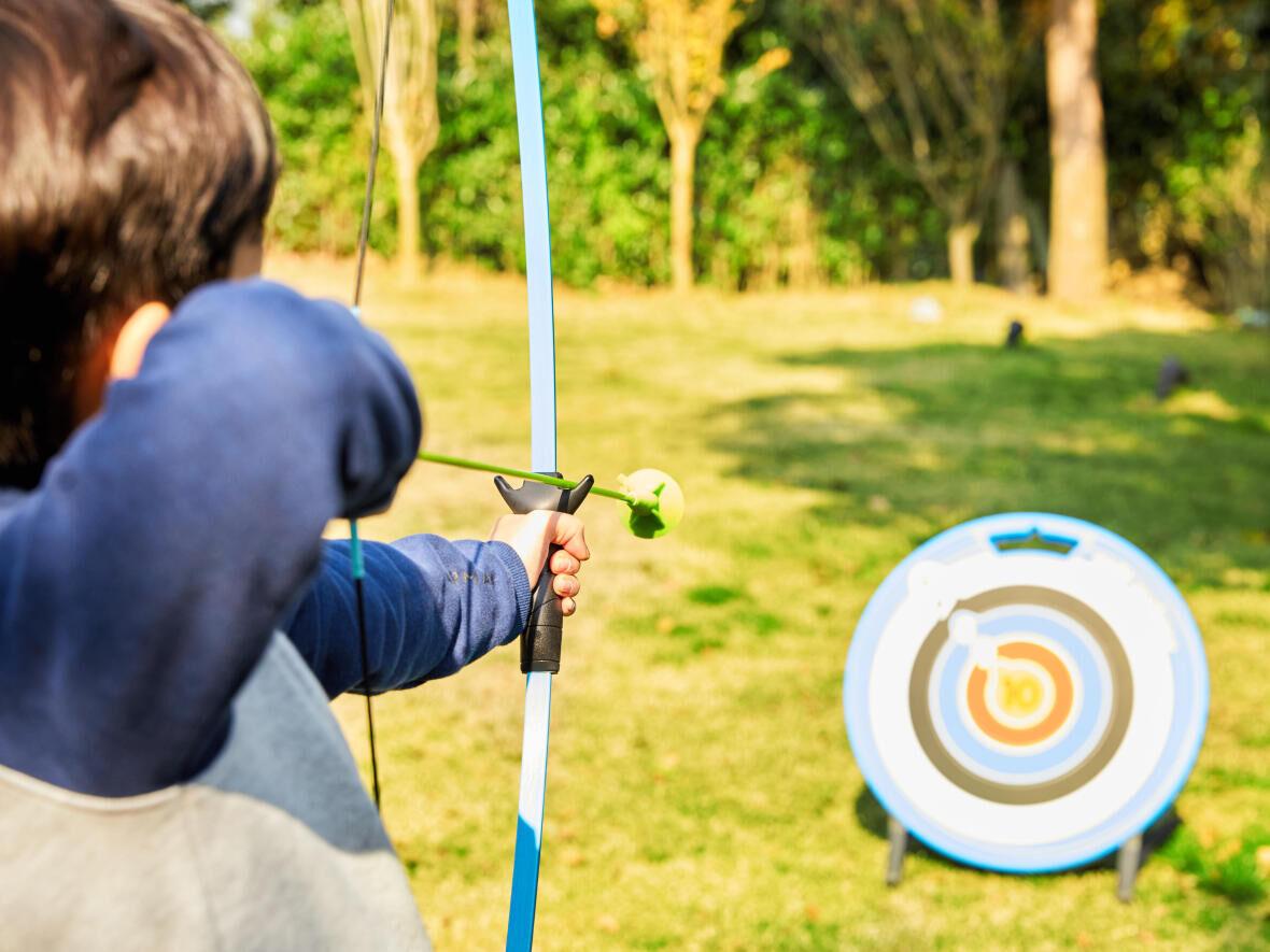 Concentratie, ademhaling, zelfbeheersing; maak de 'Robin Hood' in je wakker.