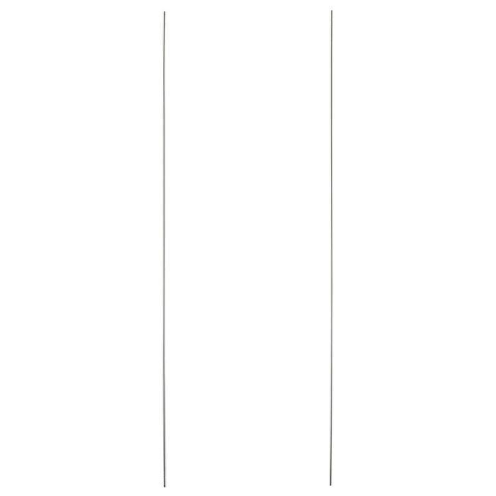 Wormnaald hengelsport SW NDL HOL x2 20 cm