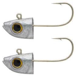 Verzwaarde kop voor zeevissen met kunstaas VK Ancho 120 30 g x2