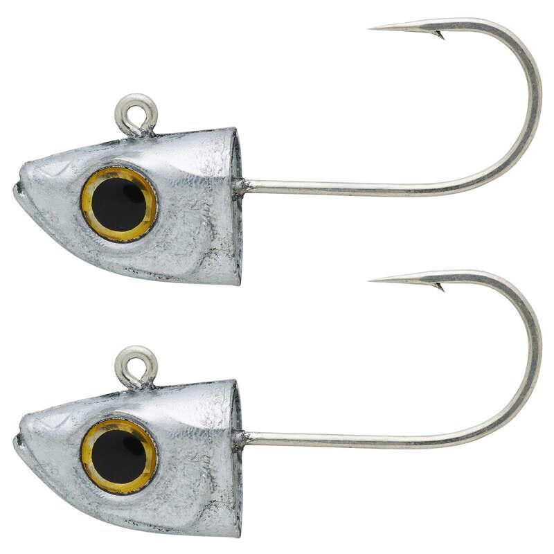 MĚKKÉ MOŘSKÉ NÁSTRAHY K MONTÁŽÍM Rybolov - TP ANCHO 120 18 G 2 KS CAPERLAN - Návnady a nástrahy