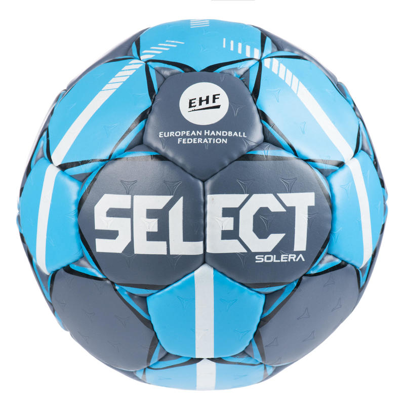 Ballon de handball homme SOLERA T3 bleu