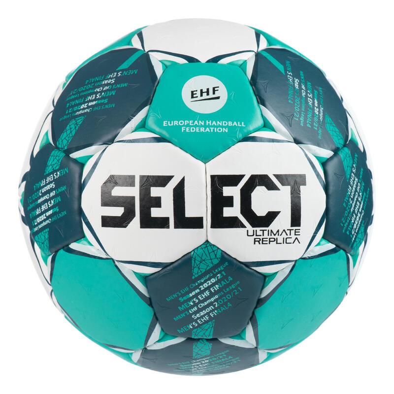 Balón Balonmano Select CL ULTIMATE REPLICA Adulto T3 Azul