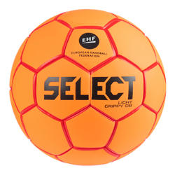 Ballon de handball enfant LIGHT GRIPPY T0 orange