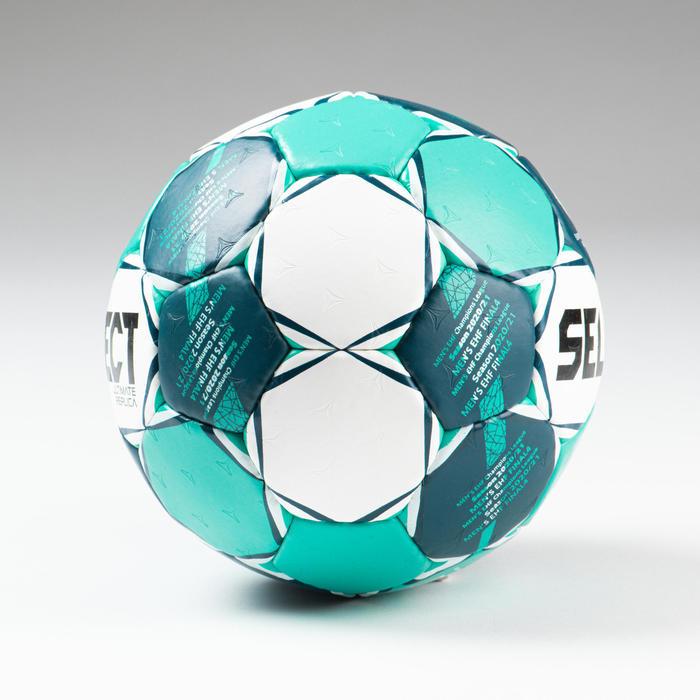 Ballon de handball CL ULTIMATE REPLICA T2 bleu