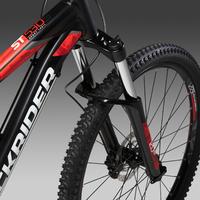 "27.5"" Mountain Bike ST 530 - Black/Red"