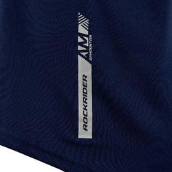Maillot VTT All Mountain Manches Courtes Bleu