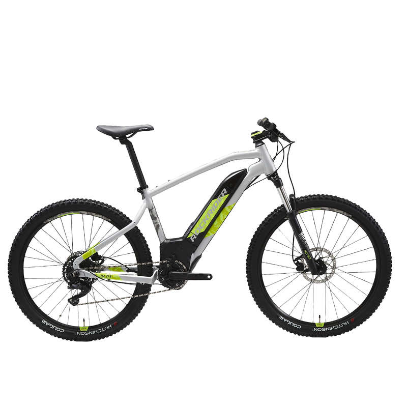 Decathlon Rockrider E-ST520 Electric Mountain Bike