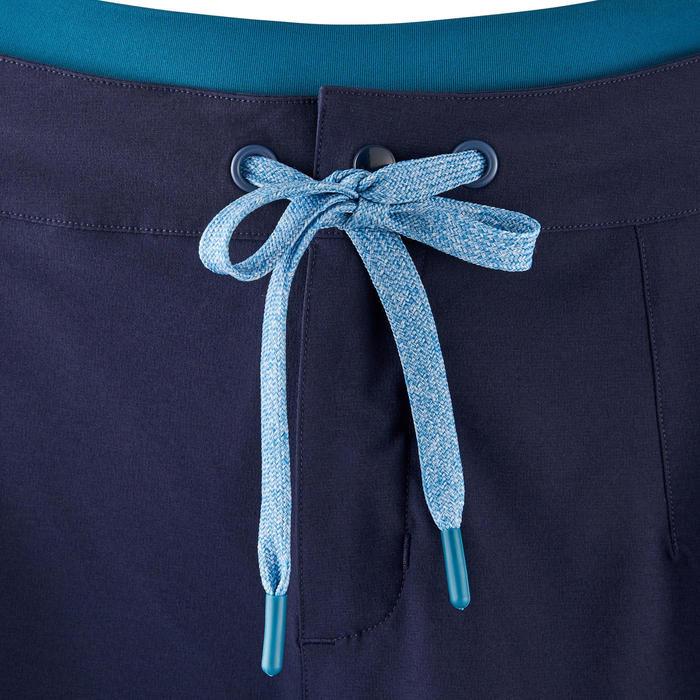 MTB-short voor dames ST 500 blauw