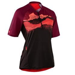 MTB shirt dames ST 500 paars