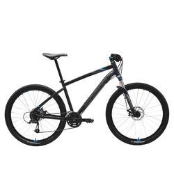 "Mountainbike ST 520 27.5"" 3x8 speed microshift/shimano zwart"