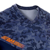 All-Mountain Long-Sleeved Jersey Blue