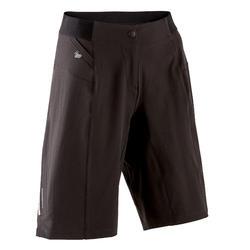 MTB short dames ST 900 zwart
