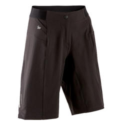 Pantaloncini mtb donna 700 neri