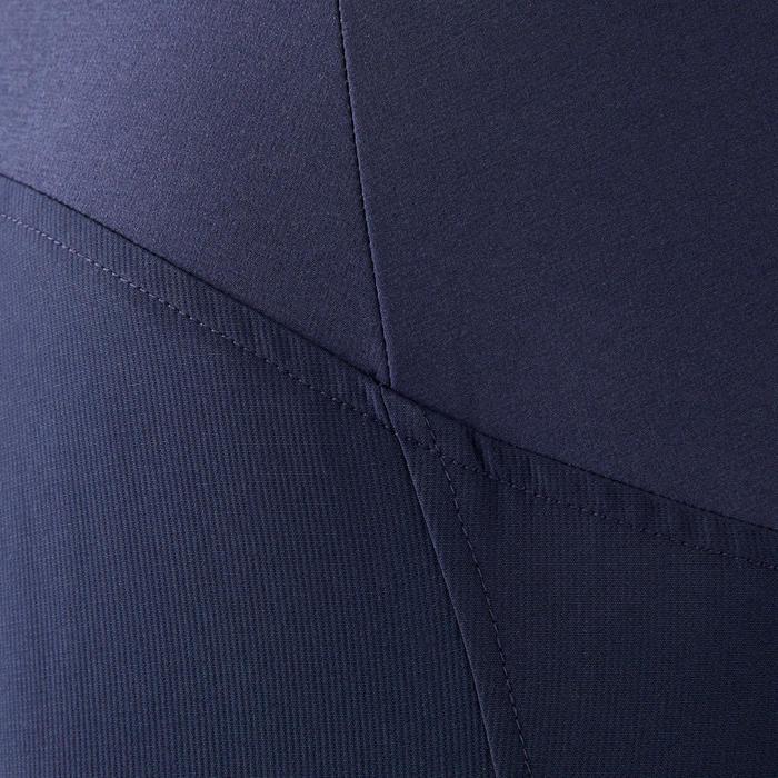 Kurze Radhose MTB ST 500 Herren marineblau